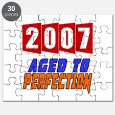 2007 Aged To Perfection Puzzle