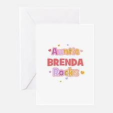 Brenda Greeting Cards (Pk of 10)