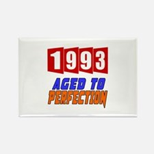 1993 Aged To Perfection Rectangle Magnet