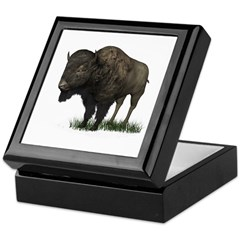 Bison (Buffalo) Keepsake Box
