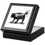 Skunk Keepsake Box