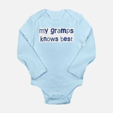 Gramps knows best Body Suit