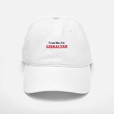 Trust Me, I'm Gibraltar Baseball Baseball Cap