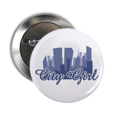 "City Girl 2.25"" Button"