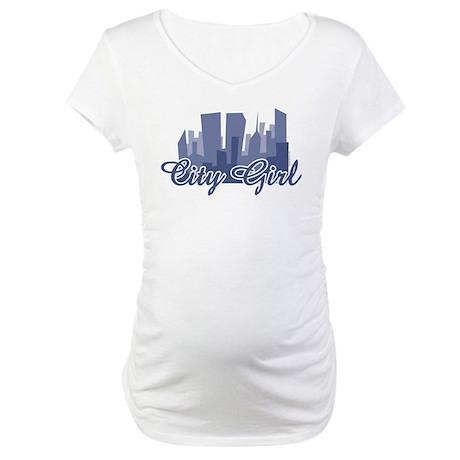 City Girl Maternity T-Shirt