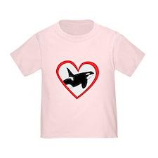 Orca Heart T