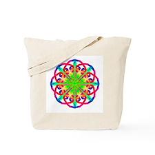 Kaleidoscope W4 Tote Bag