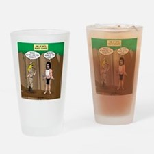 Bond of the Apes Drinking Glass