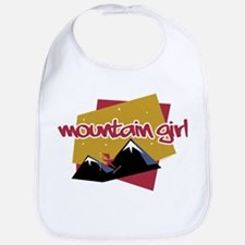 Mountain Girl Bib