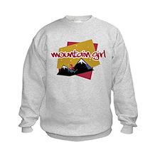 Mountain Girl Sweatshirt