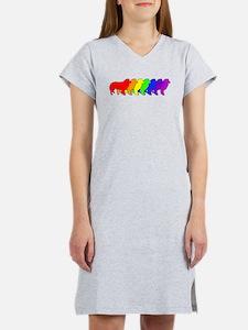 Unique Dogwire Women's Nightshirt