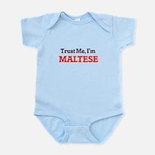 Trust Me, I'm Maltese Body Suit