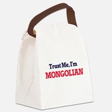 Trust Me, I'm Mongolian Canvas Lunch Bag