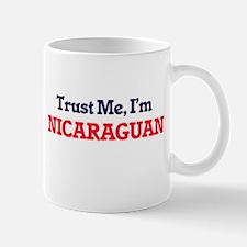 Trust Me, I'm Nicaraguan Mugs