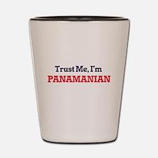 Trust Me, I'm Panamanian Shot Glass