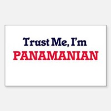 Trust Me, I'm Panamanian Decal