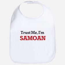 Trust Me, I'm Samoan Bib