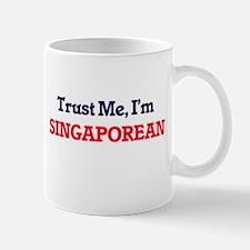Trust Me, I'm Singaporean Mugs