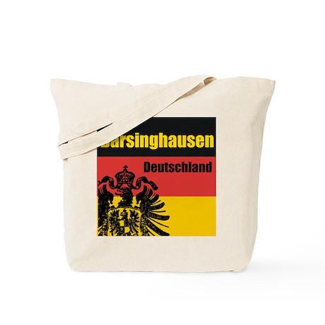 Barsinghausen Tote Bag