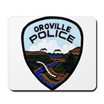 Oroville Police Mousepad
