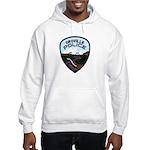 Oroville Police Hooded Sweatshirt