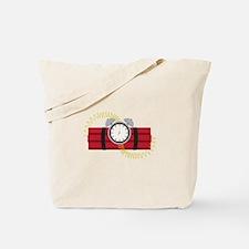Dynamite Tote Bag