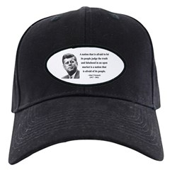 John F. Kennedy 11 Baseball Hat
