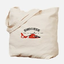 Search Rescue Tote Bag