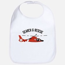 Search Rescue Bib
