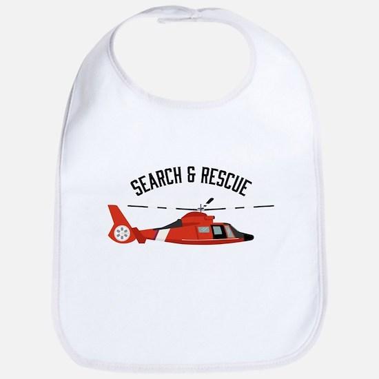 Search Rescue Bib
