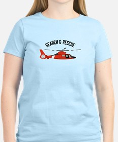 Search Rescue T-Shirt