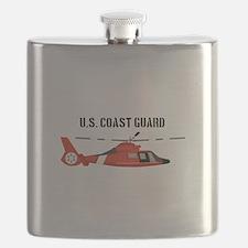 US Coast Guard Flask