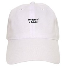 Product of a Soldier Baseball Cap