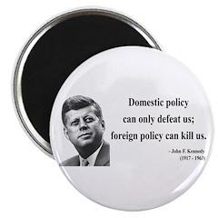 John F. Kennedy 12 2.25