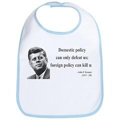 John F. Kennedy 12 Bib