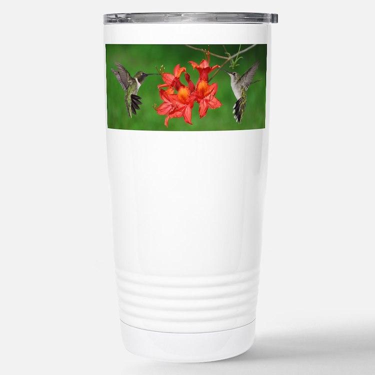 Cute Avian Travel Mug