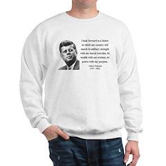 John F. Kennedy 13 Sweatshirt