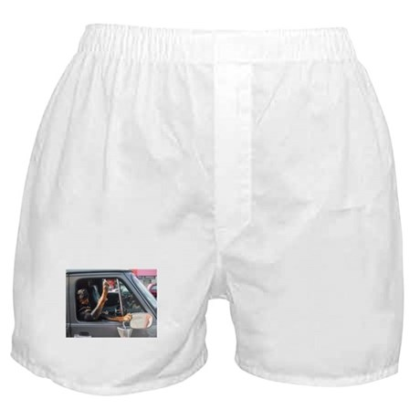 LA Dog Boxer Shorts