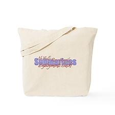 Cute Women's navy Tote Bag