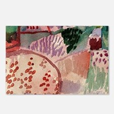 Cool Abstract art Postcards (Package of 8)
