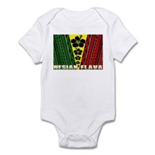Nesian Flava Gear 4 Infant Bodysuit