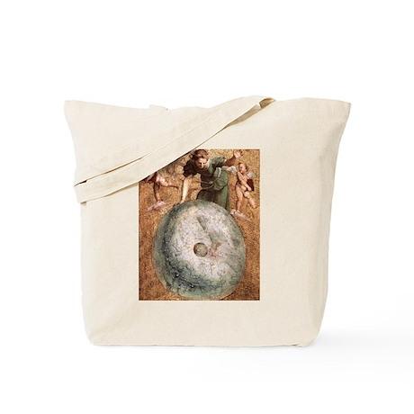Raphael The Stanza Tote Bag