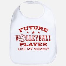 Funny Volleyball Bib