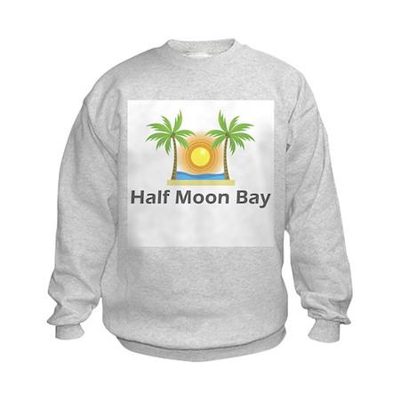 Half Moon Bay Kids Sweatshirt