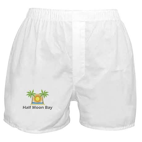 Half Moon Bay Boxer Shorts