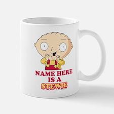 Family Guy Stewie Personalized Mug