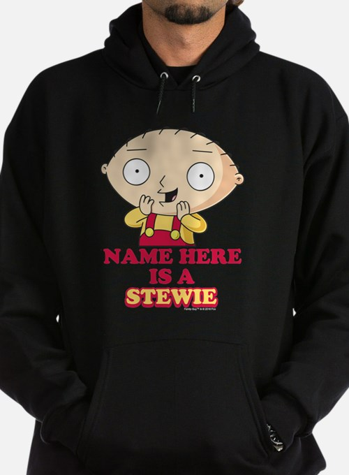 Family Guy Stewie Personalized Hoodie