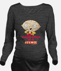 Family Guy Stewie Pe Long Sleeve Maternity T-Shirt