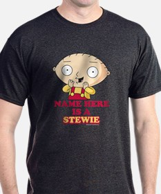 Family Guy Stewie Personalized T-Shirt