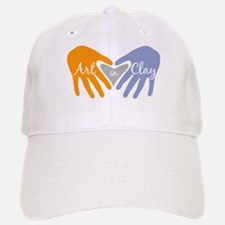 Art in Clay / Heart / Hands Baseball Baseball Cap